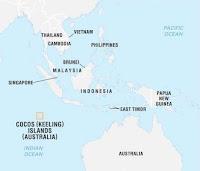 Diaspora Suku Jawa-Data Dan Fakta Tentang Kepulauan Cocos (Cocos Island)