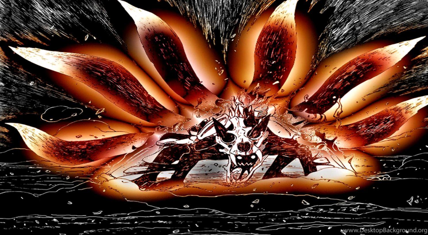 Download 980+ Download Wallpaper Naruto Jinchuriki Paling Keren