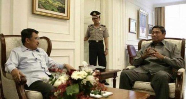 Setelah Wiranto, SBY Temui JK di Rumah Dinas Wapres Malam Ini
