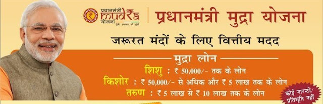 How to Apply Mudra Bank Loan Yojana  (PMMY) Loan