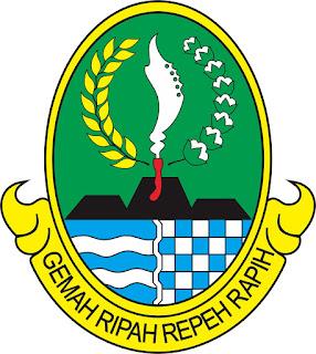 download logo pemerintah provinsi jawa barat vector cdr