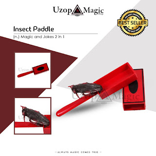Jual alat sulap Insect Paddle