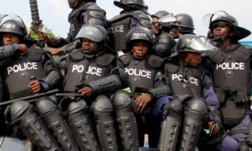 nigerian policemen suicides