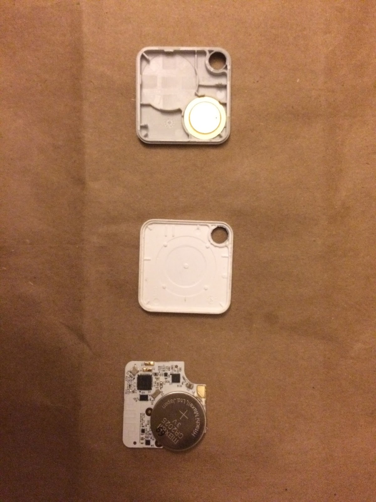 how to replace battery on tile