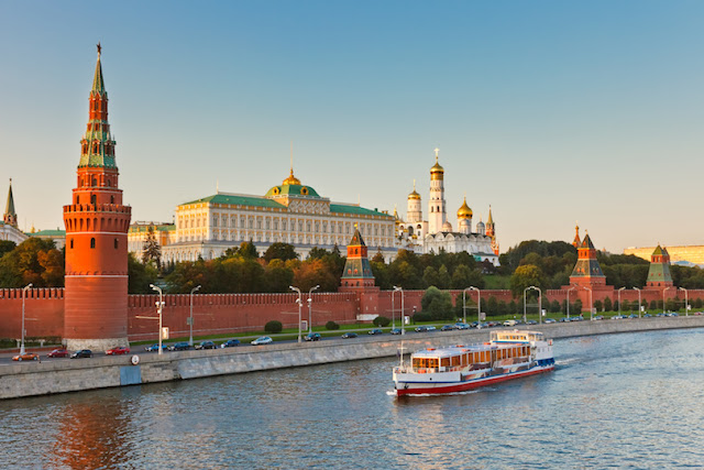 Moscow,Best Cities to Visit in Russia