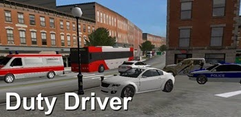 Duty Driver Police FULL Apk