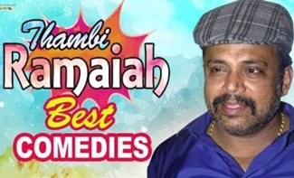 Thambi Ramaiah Comedy Collection | Vol 1 | Best Tamil Comedy Scenes | Soori | Rajendran
