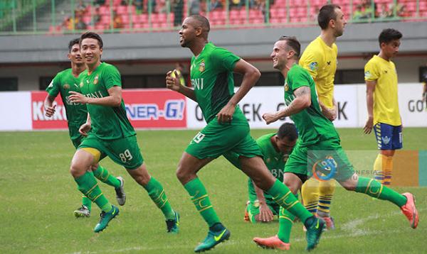 Bhayangkara FC Tak Sabar Lawan Persipura Jayapura