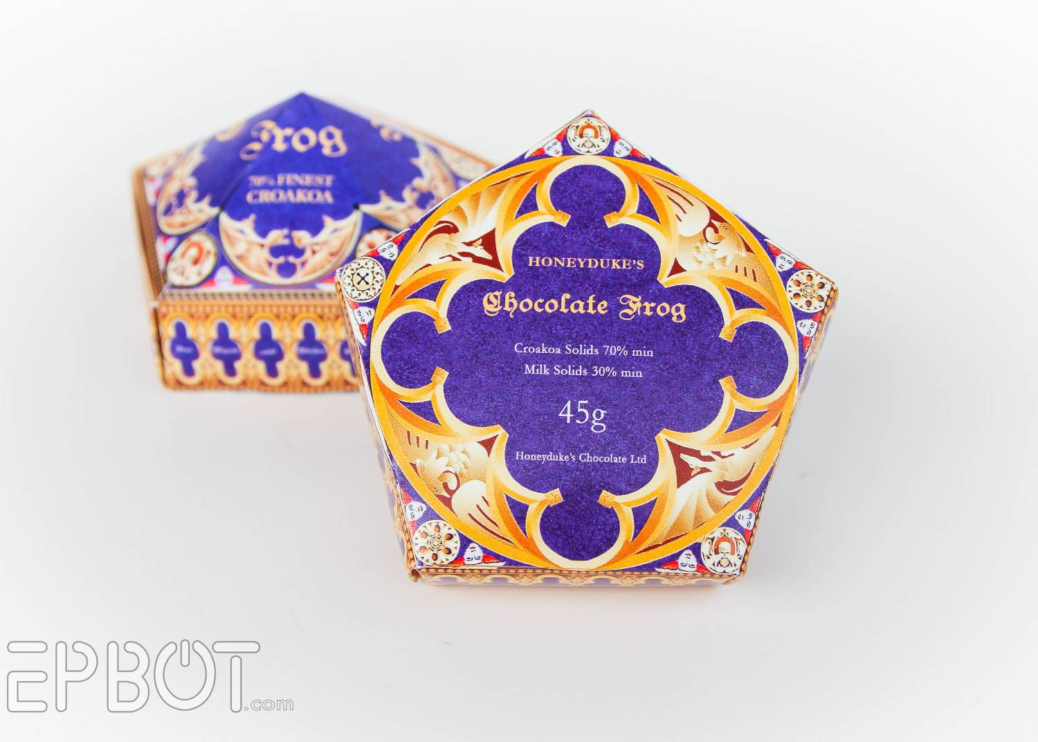 Epbot Diy Chocolate Frog Ornaments For Your Tree