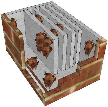 Books For Brickwork Bat Boxes