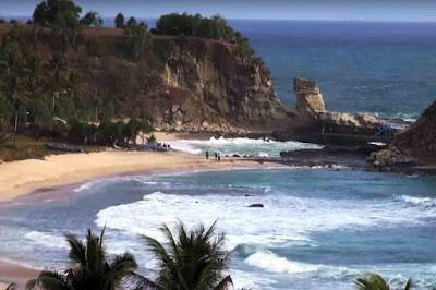 Gambar Pantai Klayar Pacitan
