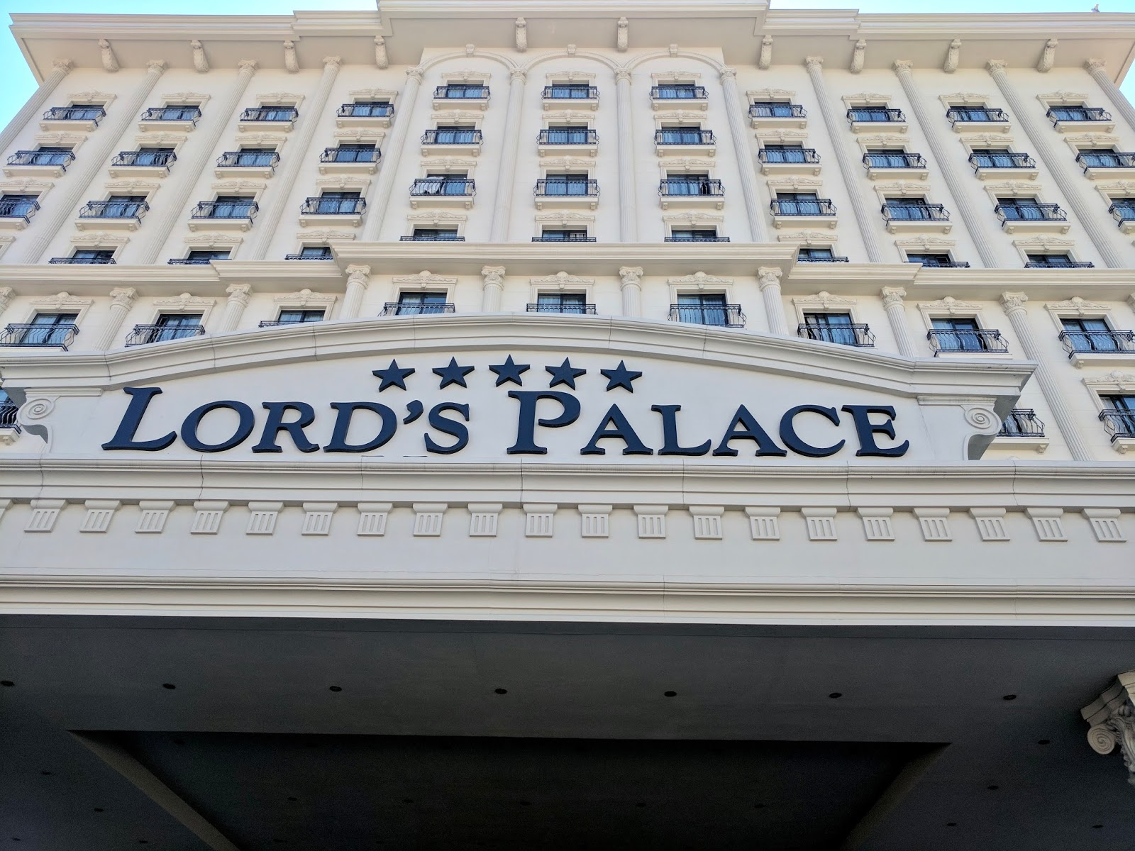 Lord's Palace North Cyprus Hotel