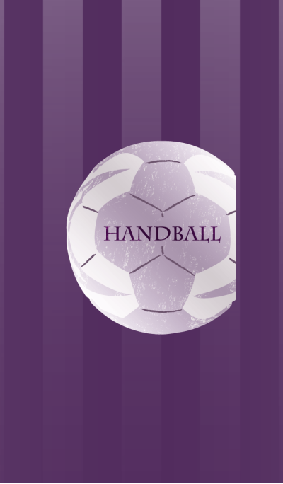 Handball Theme -simple-