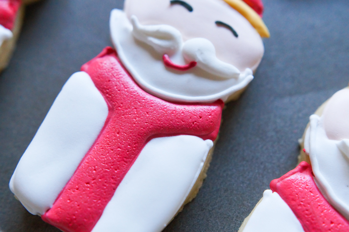 How to fix royal icing