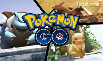 Game Pokemon Go Adalah produk Yahudi