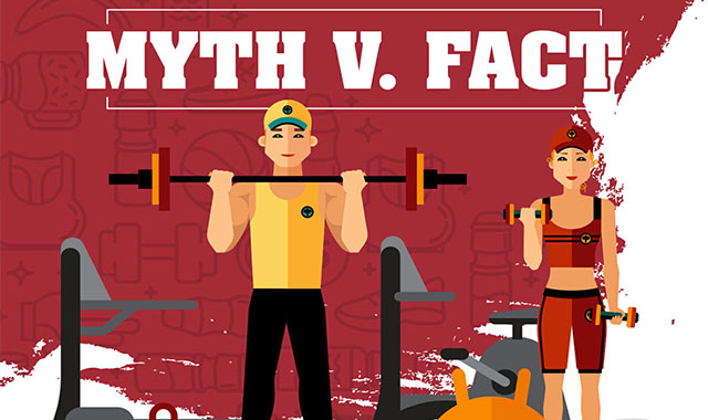 Myth V. Fact: The Right Way To Exercise