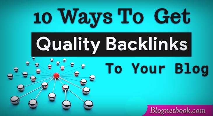 high quality backlinks kaise banaye.