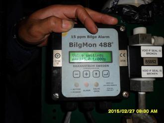 Check, valve setting point