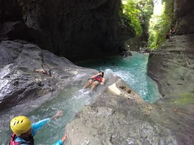 Air Terjun Kawasan Moalboal, Filipina
