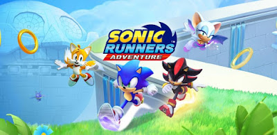 Sonic Runners Adventure Apk for Android (paid) – Fast Action Platformer
