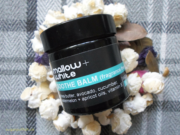 Review: Mallow & White Soothe Balm (Fragrance Free)