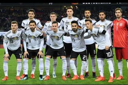 Daftar Skuad Pemain Timnas Jerman 2019 Terbaru [UPDATE]