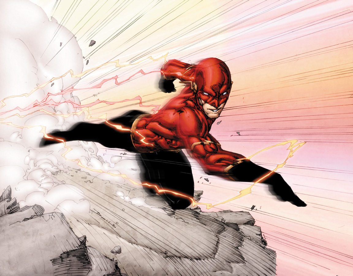 Demonpuppy's Wicked Awesome Art Blog: Wally West/ FLash 3 ...