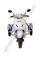 Arai Certificate Side Wheels