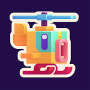 Jelly Copter Unlimited (Candies - Revive Tokens) MOD APK
