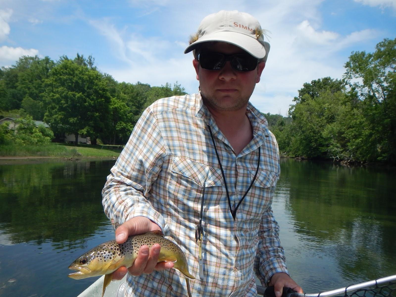 South Holston River Lodge Trip Report | Delamere & Hopkins
