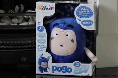 oddbods toy