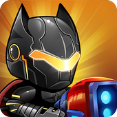 Mega Shooter Infinity Space War (Galaxy Heroes) MOD APK v1.0.9 for Android Original Version Terbaru 2018