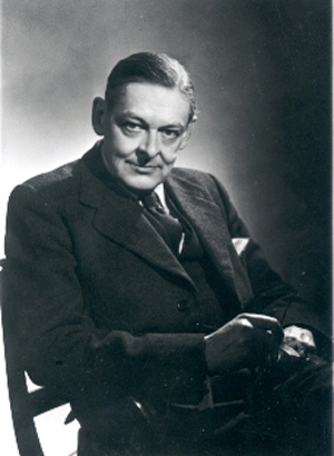T s eliot biography