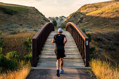 Conquer the Ridge Half Marathon, Medicine Hat 3