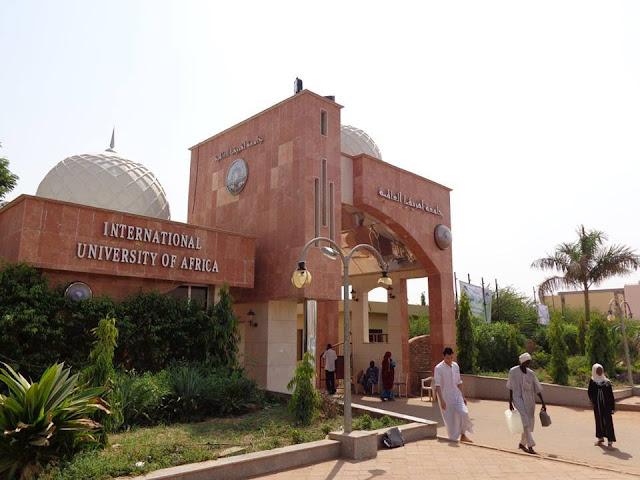 Hasil gambar untuk International University of Africa, Sudan