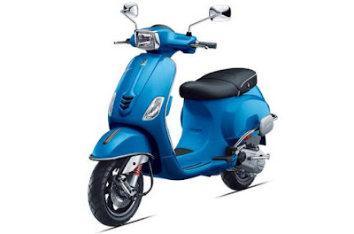 New Vespa SXL 125 Scooter