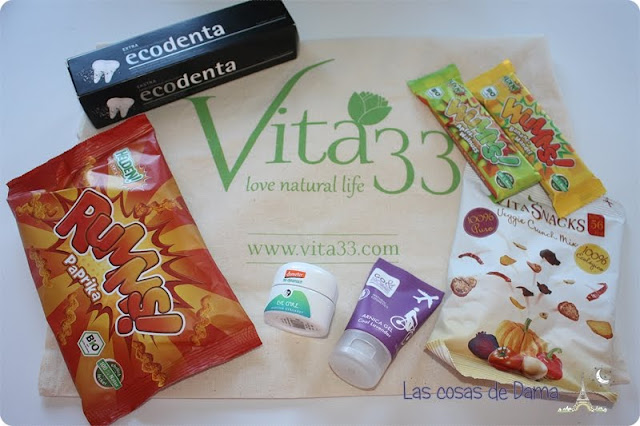 Vita33 Merienda Blogger Madrid