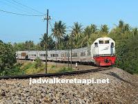 Jadwal Kereta Api Wijaya Kusuma Terbaru 2019