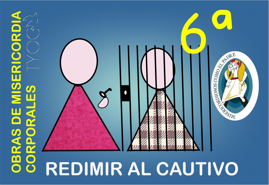 174 Blog Cat 243 Lico Gotitas Espirituales 174 Estampas Con Las Obras De Misericordia Corporales