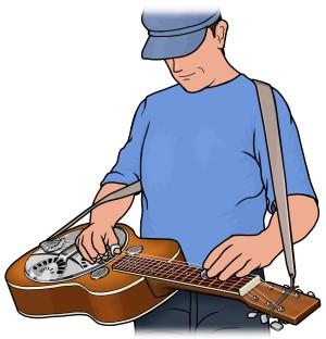 リゾネーター ギター/ ドブロギター/ナショナルギター