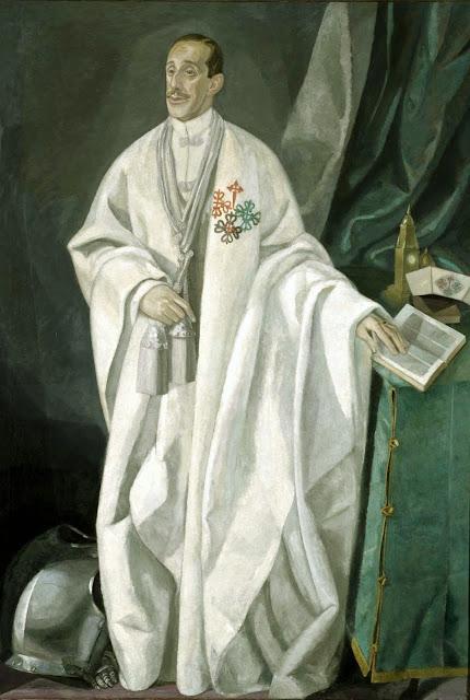 Daniel Vázquez Díaz, Alfonso XIII, Retrato de Felipe VI, Retratos de Felipe VI, Felipe VI, Cuadro de Felipe VI, Nuevo retrato de Felipe VI, Familia Real Española, Leonor de Borbón, Sofía de Borbón
