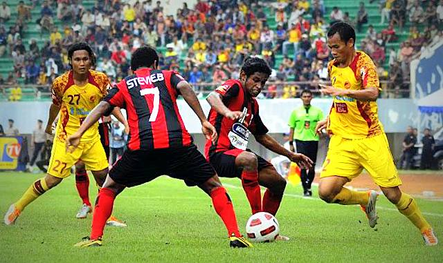 Persipura Jayapura Setuju Tunda Tanding Sriwijaya FC