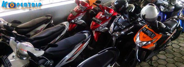 rental motor matic jogja