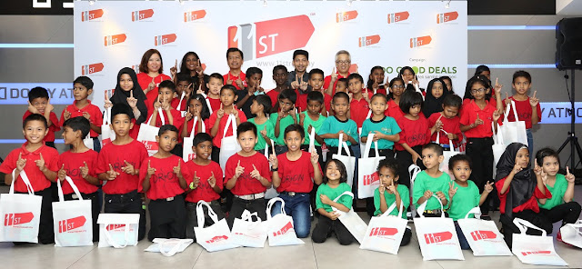 11street Do Good Deals Charity Dinner and Movie Night With The Children From Budimas Charitable Foundation