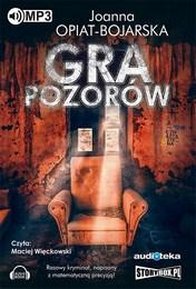 http://lubimyczytac.pl/ksiazka/4802260/gra-pozorow