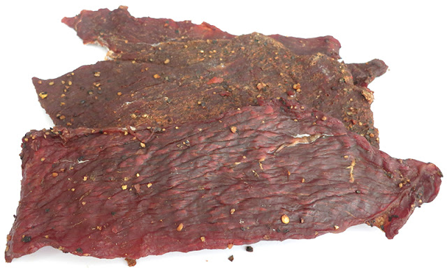texas heat beef jerky