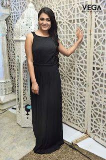 Shalini pandey Black Dress Stills 2