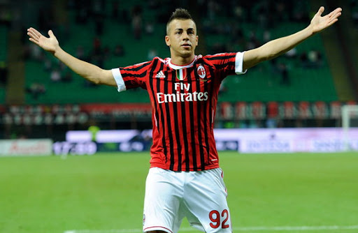 Stephan El Shaarawy is very happy with his sex life