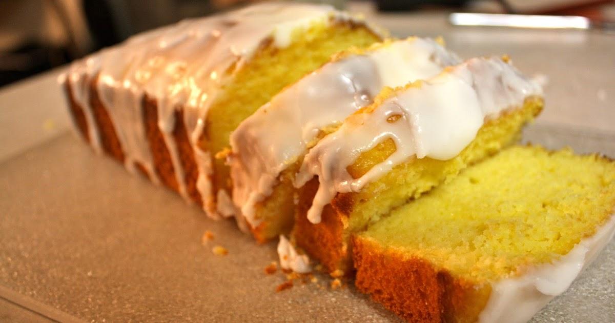 Julia Child Lemon Pound Cake Recipe