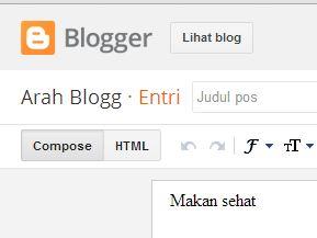 Mengetahui Bagian Pengaturan Postingan Blogger Mengetahui Bagian Pengaturan Postingan Blogger
